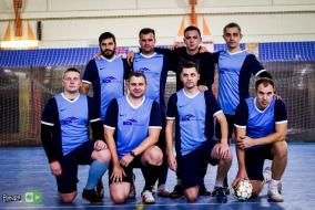 Футзал 2019-2020 гг. Матч ВСК - МВД