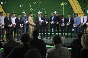 Презентация ЮФЛ на Матч ТВ