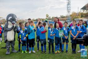 Награждение победителей SEVASTOPOL CUP - 2019