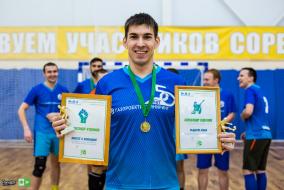 Чемпионат-2019. ЛАУРЕАТЫ командных и индивидуальных номинаций
