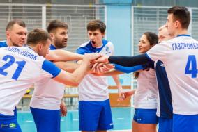 Чемпионат 2019-2020. Матч ГАЗПРОМБАНК - ВОДОКАНАЛ