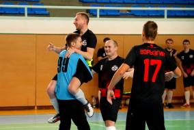 Первая лига 2019/20. НаПас - Дружба пила 0:4