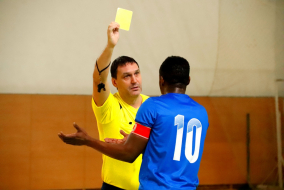 Первая лига 2019/20. Таркетт - FIS UNN 3:0