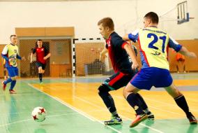 Первая лига 2019/20. Транснефть-Верхняя Волга - Поволжье Спорт 2:1