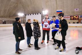 Матч открытия АХЛ