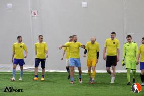Южный берег - Galaxy SPb | Кубок 1/4 финала