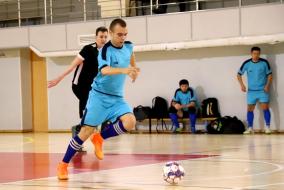 Третья лига 2019/20. Харман - МФК ЗОЖ 3:2
