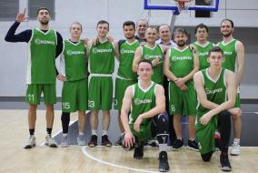 Баскетбол 2019-2020. Матч ЭФКО - ОФИСМАГ