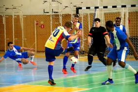 Первая лига 2019/20. FIS UNN - Транснефть-Верхняя Волга 1:4