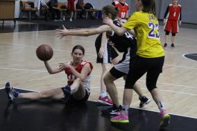 Баскетбол 2019-2020. ДЕВУШКИ. Матч ВИВТ - МВД