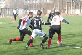 Финал зимнего первенства Одессы 2008/09