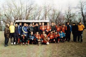 Финал зимнего первенства Одессы 2002/03