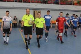 Динамо-БНТУ- УВД-Динамо(Гродно) 2:0