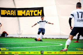 8 ТУР | KARCHER vs ASSISTANT GROUP | SOCCER SHOP BRONZE DIVISION |