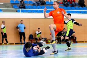 Первая лига 2019/20. Индустрия НН - Нижегородптица НН 1:4