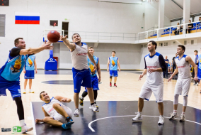 Баскетбол 2019-2020. Матч ОФИСМАГ - ВАСО