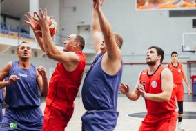 Баскетбол 2019-2020. Матч СОЗВЕЗДИЕ - КОСМОС-НЕФТЬ-ГАЗ