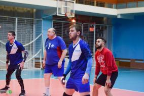Волейбол 2019-2020 гг. Матч ЭФКО - ВОРОНЕЖСИНТЕЗКАУЧУК