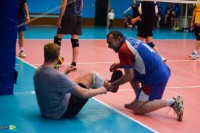 Волейбол 2019-2020 гг. Матч  АЕДОН - КОСМОС-НЕФТЬ-ГАЗ