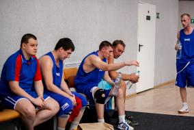 Баскетбол 2019-2020. Матч ВИВТ - КОСМОС-НЕФТЬ-ГАЗ