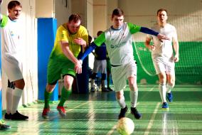 Вторая лига 2019/20. Балтийский лизинг - Фристайл 5:1