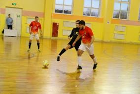 Бенфика-ЭК - Гомзово. 5 тур. Высшая Лига