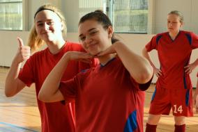 Женское лицо белорусского мини-футбола