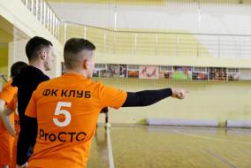 Акпарс-МарГУ - ФК КЛУБ. 7 тур. Высшая Лига