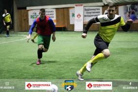 Фінал Кубку Профспілки Нової Пошти
