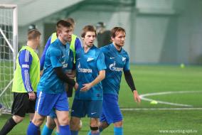 УСЗ Газпром - Победа - 10:3