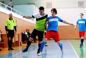 Первая лига 2019/20. Индустрия НН - Карно-Систем 2:7
