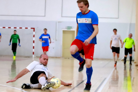 Первая лига 2019/20. Карно-Систем - ЗТЛ Протетика 5:1