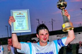 Матч за Суперкубок Одесской области 2010 «Еремеевский» – ФК «Тарутино» (0:0 пен. 4:2)