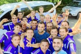 Матч за Суперкубок Одесской области 2015 «Балканы» – «Люксеон» (7:0)