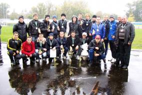 Финал чемпионата Одесской области 2010 среди сельских коллективов