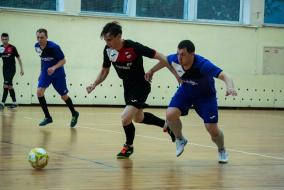 Плей-офф Д3, 1/4 финала. Третья игра. AFC Red Bisons – Alliance