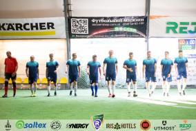 VBA 3:1 Шулявка Юнайтед| SUMMER R-Cup DIVISIONS 2020