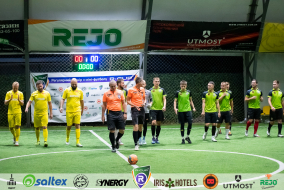 ФК Футбік 4:5 Manzana-2| SUMMER R-Cup DIVISIONS 2020