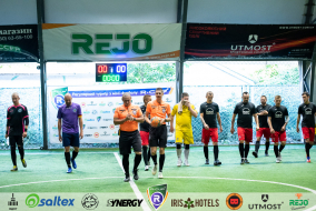Крылья Донбасса 2:1 3й Тайм| SUMMER R-Cup DIVISIONS 2020