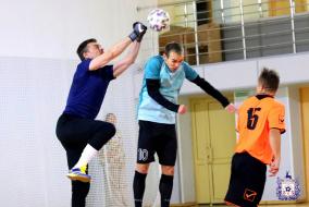 Первая лига 2019/20. Ветераны - НаПас 1:1