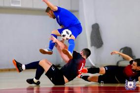 Третья лига 2019/20. СТК - Фольксваген Груп Рус 3:4