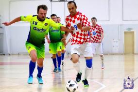 Третья лига 2019/20. Гарантия - Gorky Event 4:1