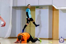 Первая лига 2019/20. ЗТЛ Протетика - НаПас 1:3