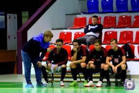 Первая лига 2019/20. КБ 52 - Бюро К 8:4