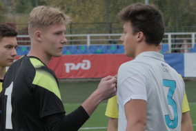4-й тур ЮФЛ-2. ЦСКА -