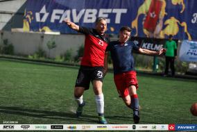 INTERCITY vs ХУНТА   SFCK FAVBET CHAMPIONSHIP 2020  