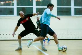 3 тур. Soccershop.by — Лак