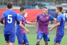 6-й тур ЮФЛ-2. ЦСКА -