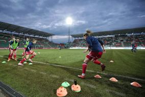 Россия - Словения. Отборочный матч Чемпионата Европы-2022