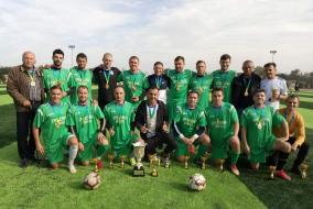 Финал Кубка Одесского областного совета среди сельских коллективов